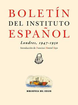 BOLETIN DEL INSTITUTO ESPAÑOL