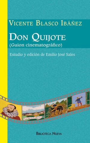 DON QUIJOTE (GUIÓN CINEMATOGRÁFICO)