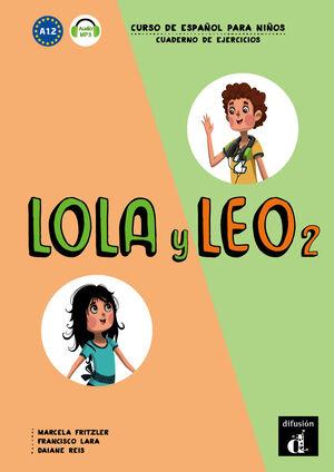 LOLA Y LEO 2 CUADERNO DE EJERCICIOS MP3 DESCARGABL