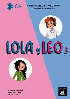 LOLA Y LEO 3 CUADERNO DE EJERCICIOS MP3 DESCARGABL
