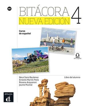 BITACORA 4 B2 LIVRE DE ELEVE Y MP3 TELECHAR