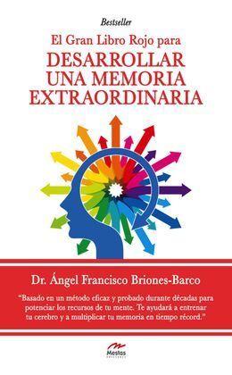 DESARROLLAR UNA MEMORIA EXTRAORDINARIA.EL GRAN LIBRO ROJO