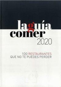LA GUIA COMER 2020