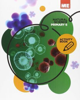 NATURAL SCIENCE ACTIVITY BOOK 6º