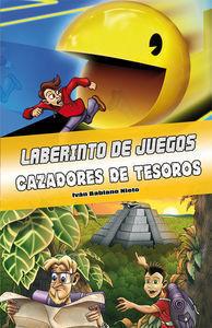 LABERINTO DE JUEGOS / CAZADORES DE TESOROS - EDICIÓN ESPECIAL