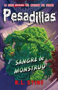 PESADILLAS 15 SANGRE DE MONSTRUO