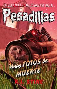 PESADILLAS 16 UNAS FOTOS DE MUERTE