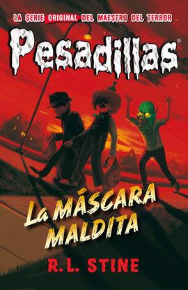 PESADILLAS 19 LA MÁSCARA MALDITA