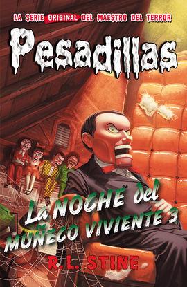 PESADILLAS 20 LA NOCHE DEL MUÑECO VIVIENTE 3