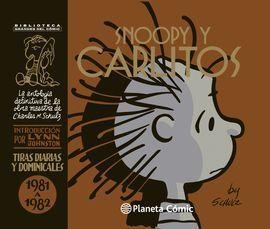 SNOOPY Y CARLITOS Nº 16