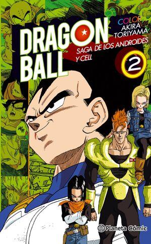 DRAGON BALL COLOR CELL Nº 02