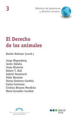 EL DERECHO DE LOS ANIMALES