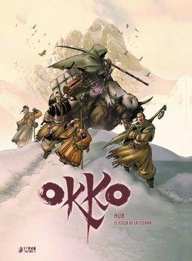 OKKO 2. EL CICLO DE LA TIERRA