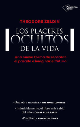 PLACERES OCULTOS VIDA