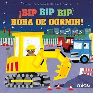 BIP BIP BIP HORA DE DORMIR