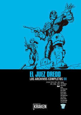 JUEZ DREDD LOS ARCHIVOS COMPLETOS N8