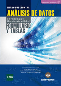 FORMULARIO Y TABLAS DE INTRODUCCION AL ANALISIS DE DATOS