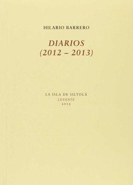 DIARIOS (2012-2013)