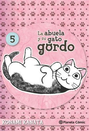 LA ABUELA Y SU GATO GORDO Nº05