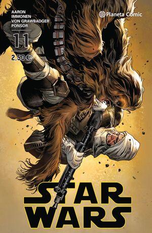 STAR WARS Nº 11