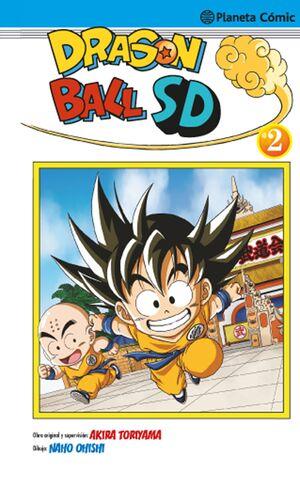 DRAGON BALL SD Nº 02