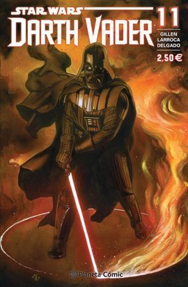 STAR WARS DARTH VADER Nº 11
