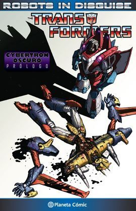 TRANSFORMERS ROBOTS IN DISGUISE Nº 03