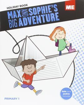 HOLIDAY BOOK 1ºEP 16 BIG ADVENTURE
