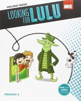 HOLIDAY BOOK 2ºEP 16 LOOKING FOR LULU