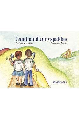 CAMINANDO DE ESPALDAS