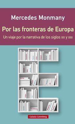 POR LAS FRONTERAS DE EUROPA- RUSTICA