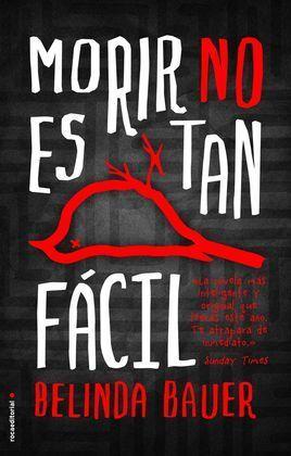 MORIR NO ES TAN FÁCIL (E-BOOK)