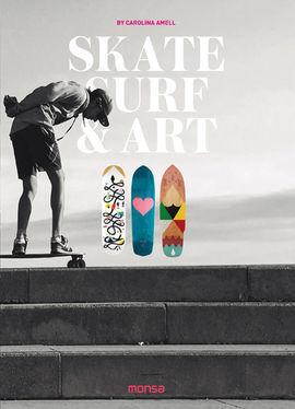 SKATE, SURF & ART