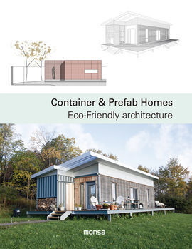 CONTAINER & PREFAB HOMES. ECO-FRIENDLY ARCHITECTURE
