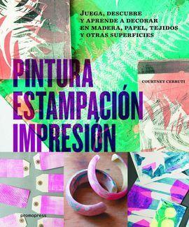 PINTURA, ESTAMPACION, IMPRESION