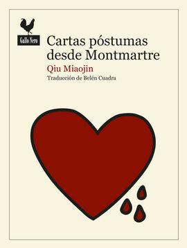CARTAS POSTUMAS DESDE MONTMARTRE