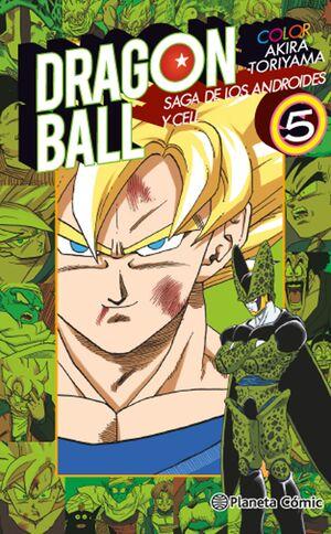 DRAGON BALL COLOR CELL Nº 05/06