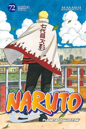 NARUTO CAT Nº 72/72
