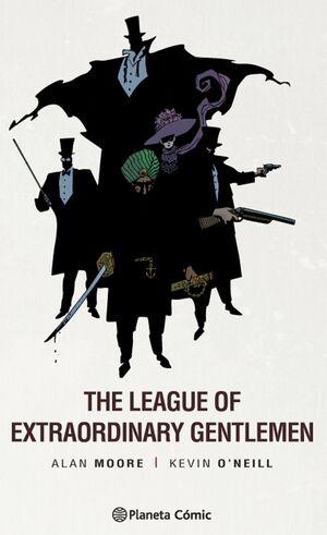 THE LEAGUE OF EXTRAORDINARY GENTLEMEN VOL 1 (EDICIÓN TRAZADO)