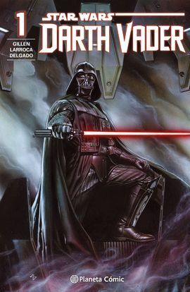 STAR WARS DARTH VADER (TOMO RECOPILATORIO) Nº 01/04