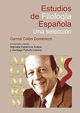 ESTUDIOS DE FILOLOGIA ESPAÑOLA