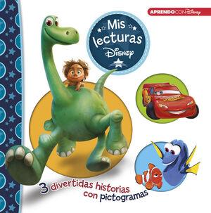 EL VIAJE DE ARLO  CARS  BUSCANDO A DORY (MIS LECTURAS DISNEY)