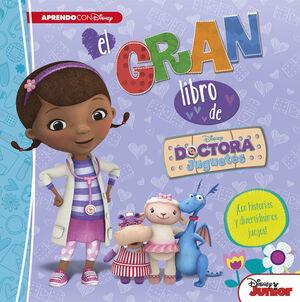 EL GRAN LIBRO DE LA DOCTORA JUGUETES