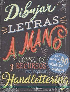 DIBUJAR LETRAS A MANO CONSEJOS Y RECURSOS HADLETTERING
