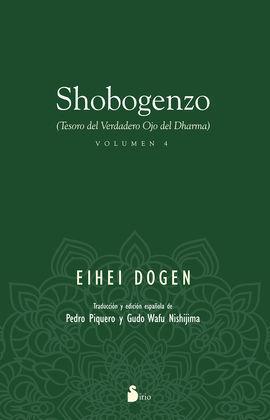 SHOBOGENZO VOL 4