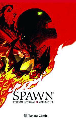 SPAWN INTEGRAL Nº 02 (NUEVA EDICION)