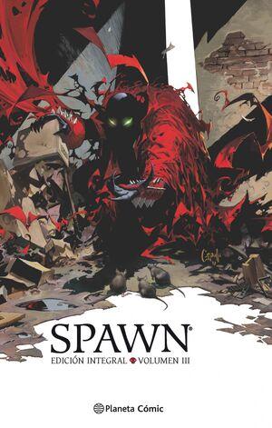 SPAWN INTEGRAL Nº 03 (NUEVA EDICION)