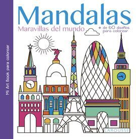 MANDALAS. MARAVILLAS DEL MUNDO