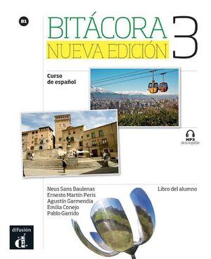 BITACORA 3 NUEVA EDICION LIBRO DEL ALUMNO MP3 DESC