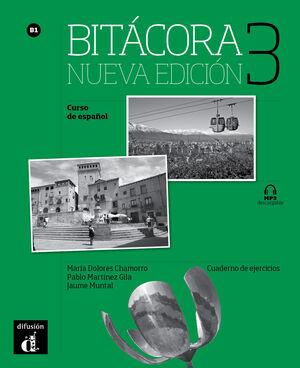 BITACORA 3 NUEVA EDICION CUADERNO EJERCICIOS MP3 D